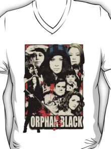 Orphan Black - Noir T-Shirt