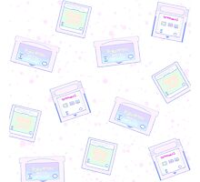 Pastel Cartridges Photographic Print