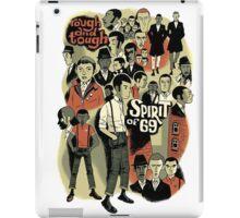 spirit of 69 iPad Case/Skin