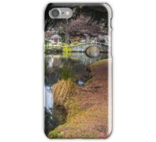 Botanic Gardens of Queenstown iPhone Case/Skin