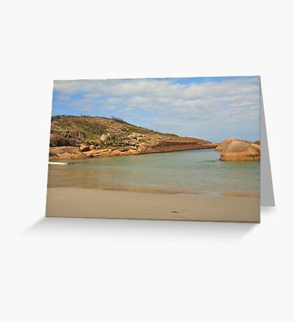 Elephant Rocks, Denmark, Western Australia #6 Greeting Card