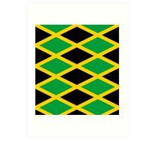 Jamaica rep Art Print