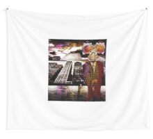 Corporate America  Wall Tapestry