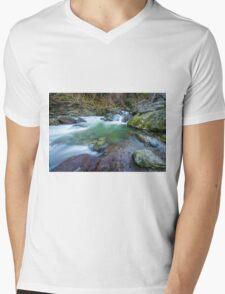 Roaring Meg Mens V-Neck T-Shirt