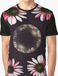 Flowers Flowers Everywhere Graphic T-Shirt