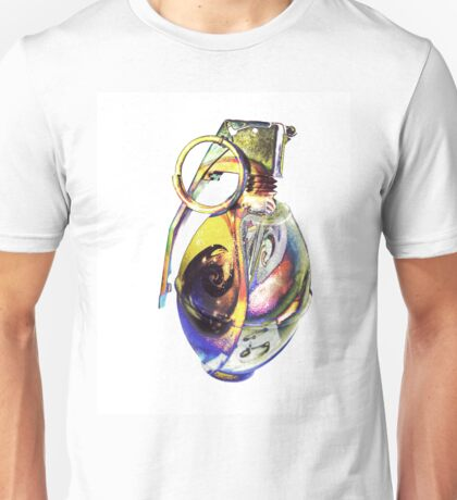 Guccified Paperweight. Unisex T-Shirt