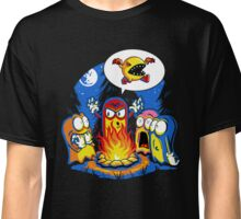Ghost Telling Story Classic T-Shirt