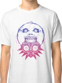 Majora's mask - Colour Gradient  Classic T-Shirt