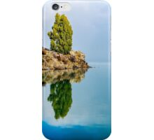 Pine Reflection iPhone Case/Skin