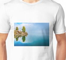 Pine Reflection Unisex T-Shirt