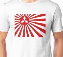 Mitsubishi Rising Sun Unisex T-Shirt