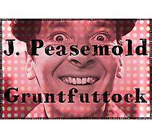J. Peasemold Gruntfuttock Photographic Print