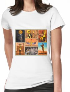 Gods of Egypt Womens Fitted T-Shirt