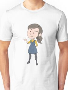 DOCTOR WHO'S CLARA OSWALD (SERIES 9) Unisex T-Shirt