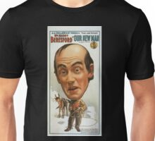 Performing Arts Posters JJ Coleman presents that odd fellow Mr Harry Beresford in Our new man by Chas T Vincent 0110 Unisex T-Shirt