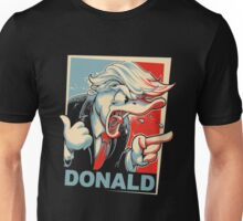 Angry Donald Unisex T-Shirt