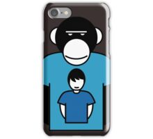 Planet Apes-man iPhone Case/Skin
