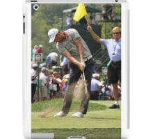 Martin Kaymer iPad Case/Skin