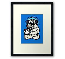 Spirit Wampa Framed Print