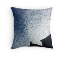 Clouds Clouds Gorgeous Clouds Throw Pillow
