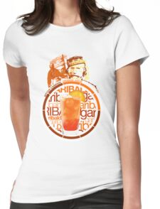 Garibaldi recipe Womens Fitted T-Shirt