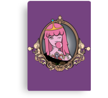 Princess Bubblegum Canvas Print