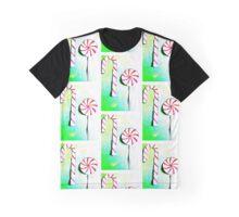 Christmas - Christmas baking, candy canes, lollipops - Weihnachtsbäckerei, Zuckerstangen, Lolipops Graphic T-Shirt