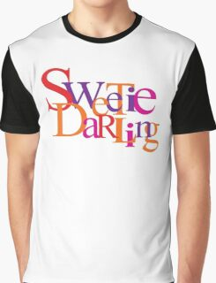 Sweetie Darling Graphic T-Shirt