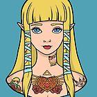 Zelda - Skyward Sword (SG Style) by Seignemartin