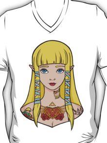 Zelda - Skyward Sword (SG Style) T-Shirt