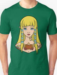 Zelda - Skyward Sword (SG Style) Unisex T-Shirt