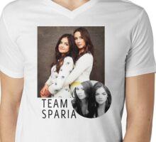 Team Sparia PLL Mens V-Neck T-Shirt