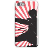 JUDO ILLUSTRATION iPhone Case/Skin