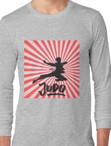 JUDO ILLUSTRATION Long Sleeve T-Shirt