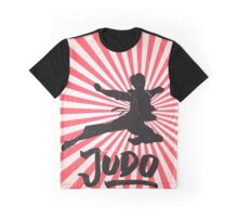 JUDO ILLUSTRATION Graphic T-Shirt