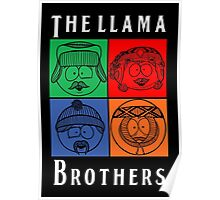 The Llama Brothers Poster