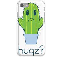 Hugz Cactus iPhone Case/Skin