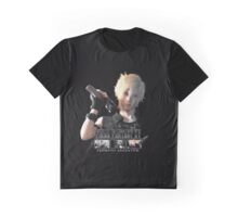 FINAL FANTASY XV - PROMPTO Graphic T-Shirt