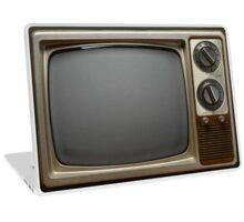 OLD TV ILLUSION Laptop Skin
