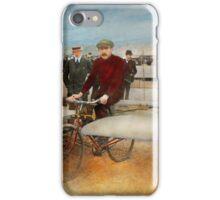 Plane - Odd - Easy as riding a bike 1912 iPhone Case/Skin