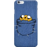 Adventure Time - Pocket Jake iPhone Case/Skin
