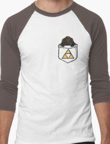 Pocket Ganon Men's Baseball ¾ T-Shirt