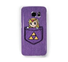 Legend Of Zelda - Pocket Zelda Samsung Galaxy Case/Skin