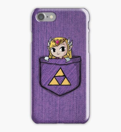 Legend Of Zelda - Pocket Zelda iPhone Case/Skin