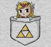 Pocket Zelda Kids Clothes