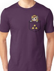 Legend Of Zelda - Pocket Zelda Unisex T-Shirt