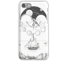 Time Ship iPhone Case/Skin