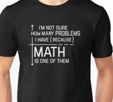 Math Quotes Unisex T-Shirt