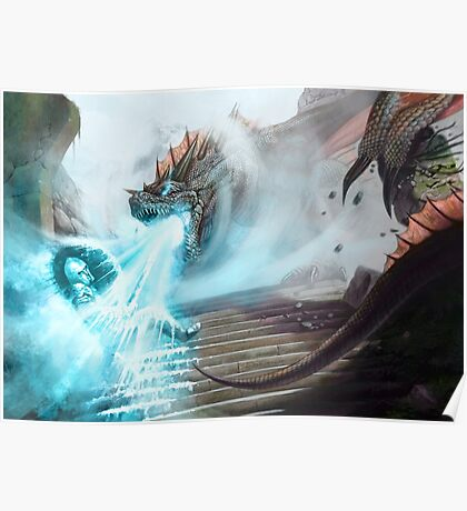 Dragon's Breath Poster