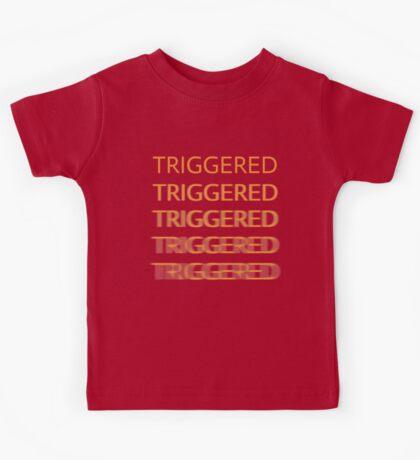 TRIGGERED Kids Tee
